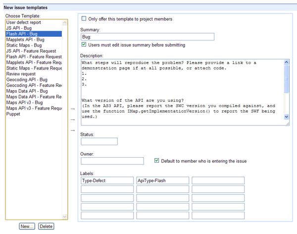 Issue Tracking Developer Support Handbook
